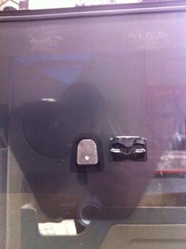 DW1762 Mirror Bracket