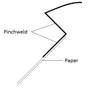 pinchweld paper